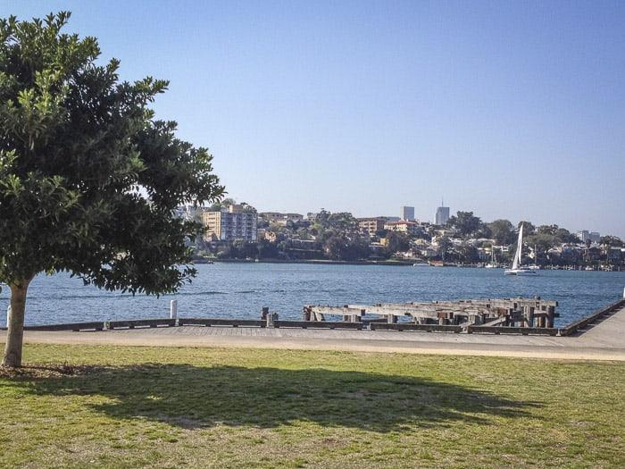 Pirrama Park Sydney