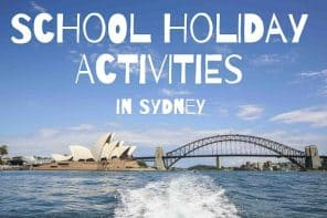 School Holiday Activities in Sydney