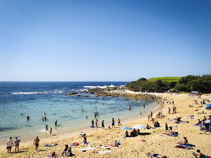 Little Bay Beach sydney