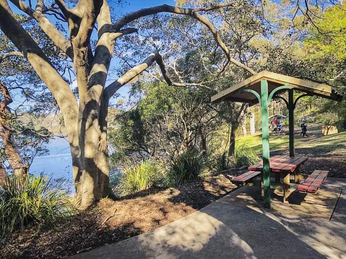 oatley park picnic spot