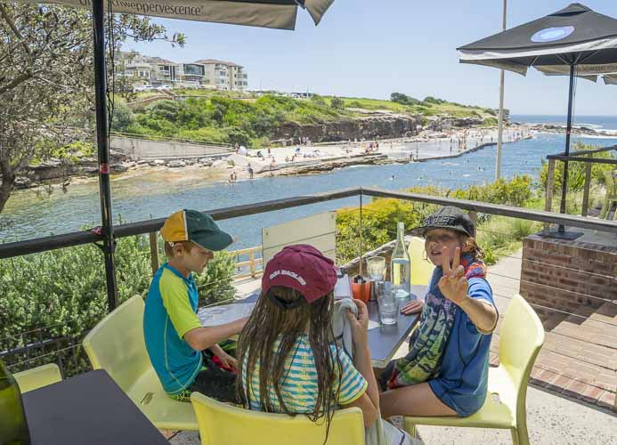 eastern suburbs kid friendly cafes