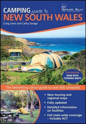 Camping NSW guide book