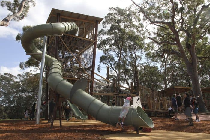 Oatley Park adventure playground