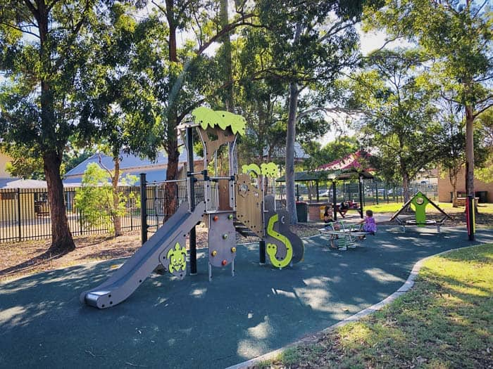 Playground Riverstone Swimming Centre