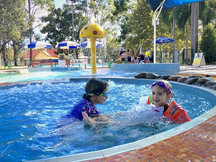 riverstone swimming centre kids pools