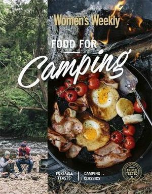 camping nsw book food for camping