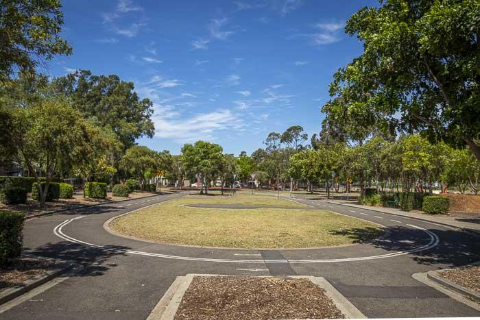 holroyd park cycling centre best sydney bike tracks