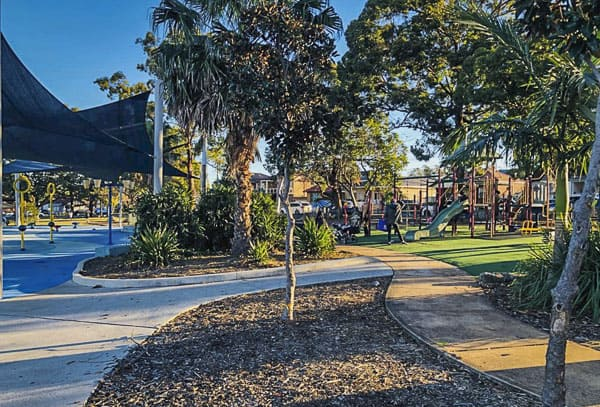 granville park playgrounds