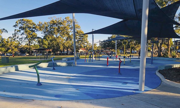 best merrylands park granville park water play
