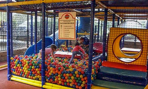 northern sydney indoor playground at Oxford Falls