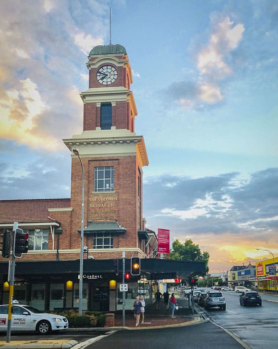 things to see in Albury historic buildings