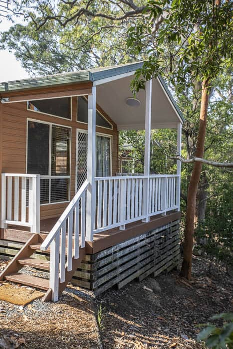 lane cove holiday park cabins