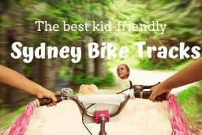 The Best Kids' Bike Tracks In Sydney For Learning To Ride
