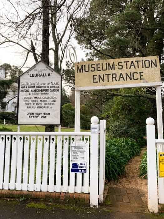leuralla toy & railway museum