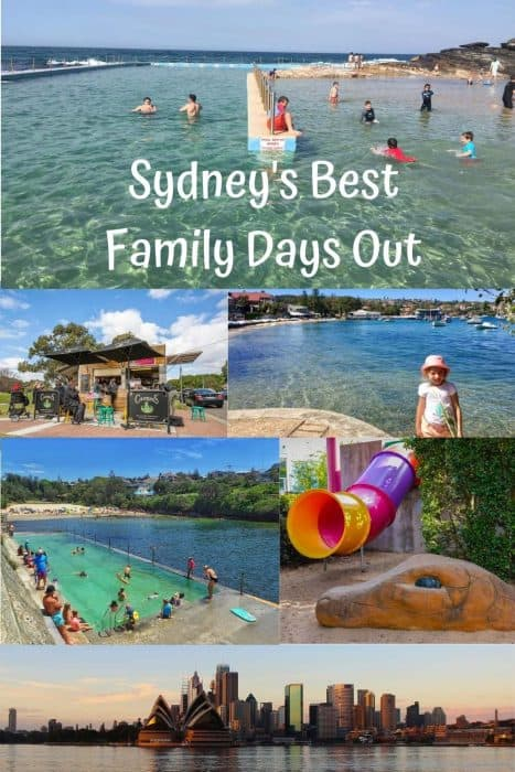 best family Sydney days out