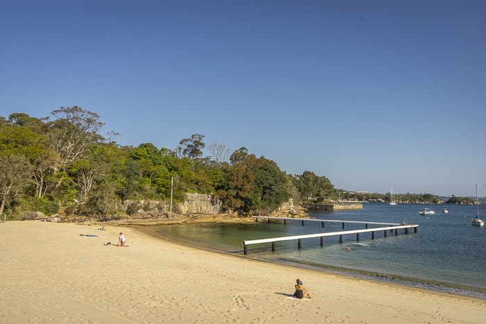 little manly cove sydney ws