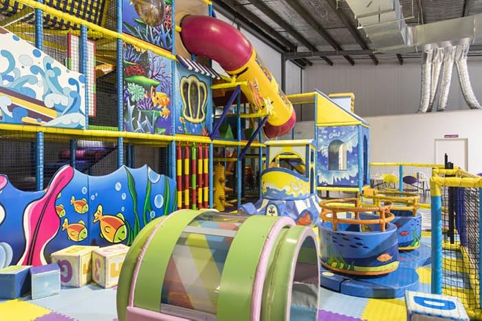 indoor playgrounds sydney kids world playland