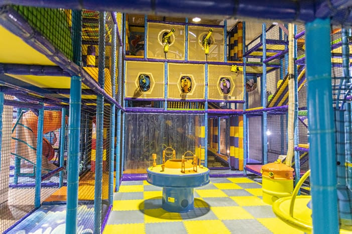 indoor playgrounds sydney kids playland macquarie centre