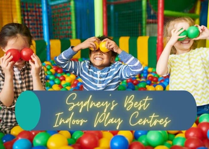 indoor playgrounds sydney image