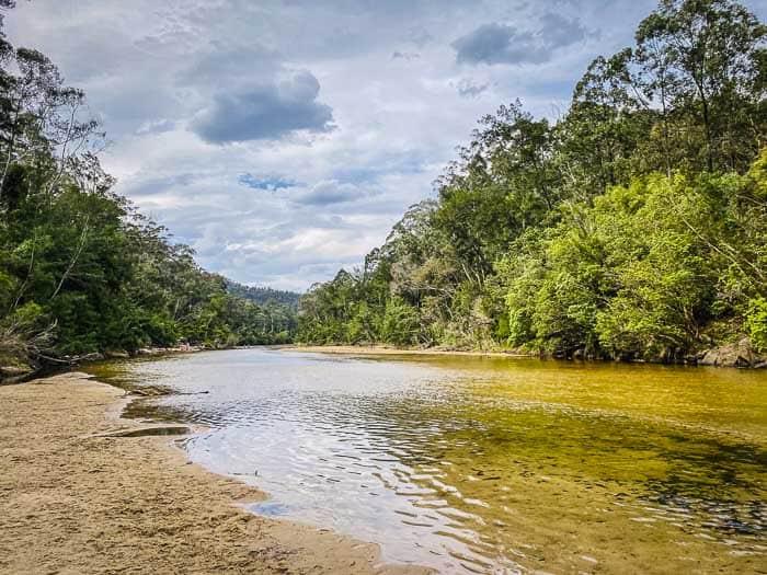 Upper Colo River reserve