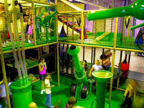 monkey mania sydney indoor playgrounds