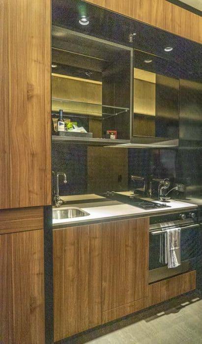 A By Adina canberra kitchen