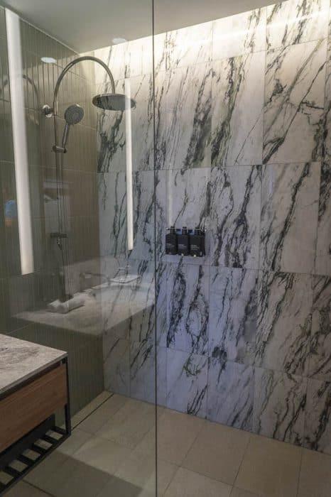 A By Adina canberra shower inbathroom