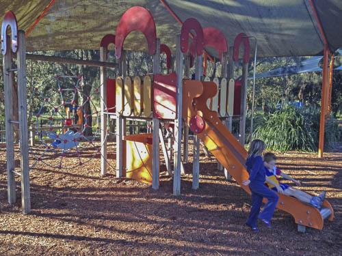 passmore reserve playground